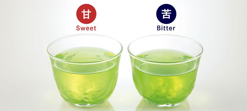 Which taste of Japanese green tea, do you like?