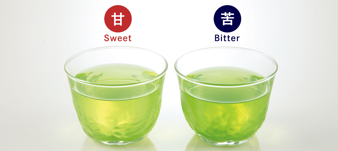 Which taste of Japanese green tea, do you like?