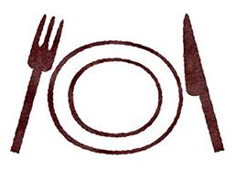 食事イラストの画像