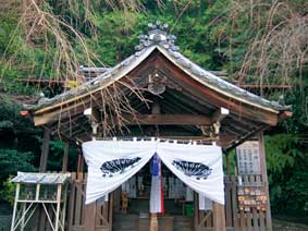 大豊神社の外観