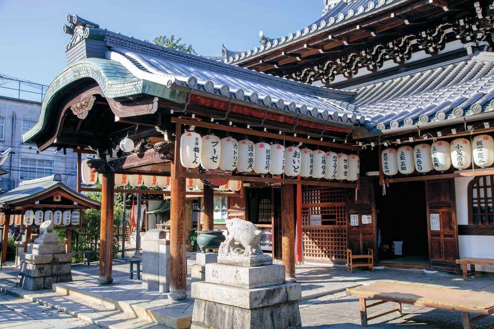 禅居庵の外観写真