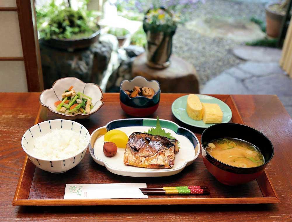京の朝ごはん