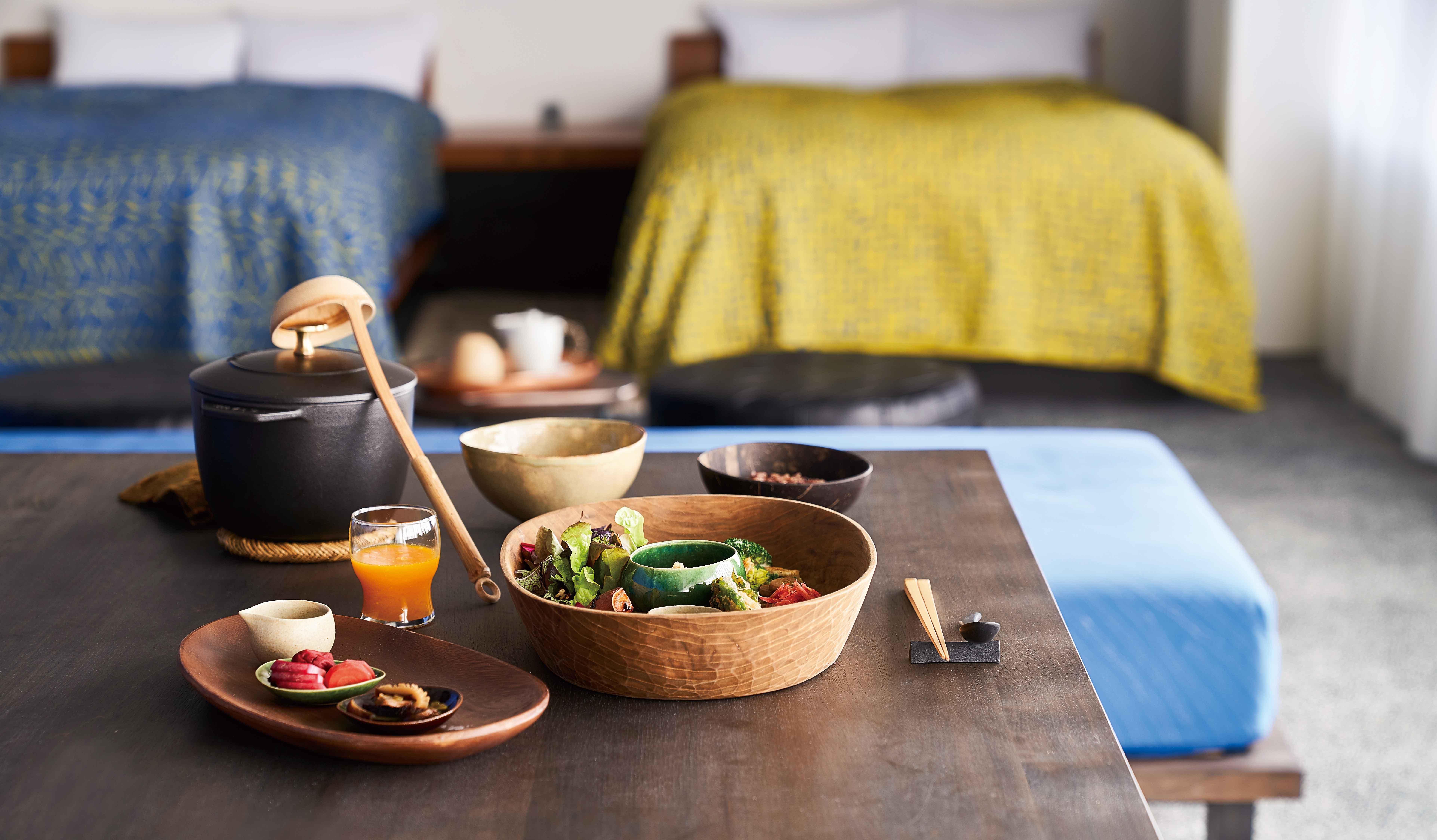 マルダ京都の朝食