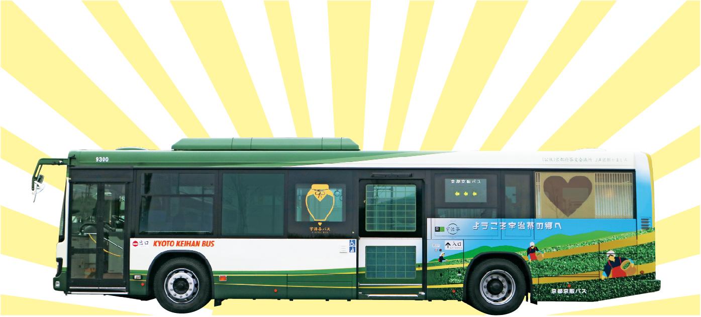 宇治茶バス