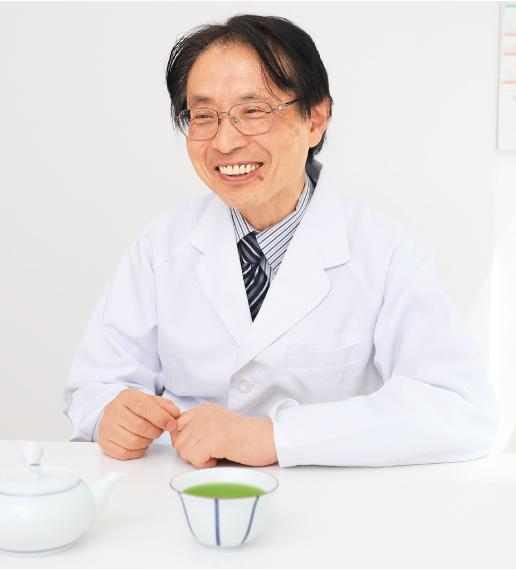 橋本惠先生
