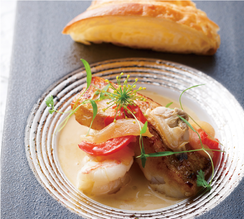 高須賀の料理