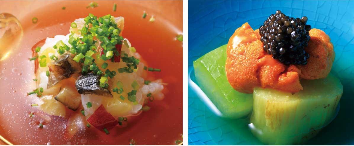 祇園大渡の料理