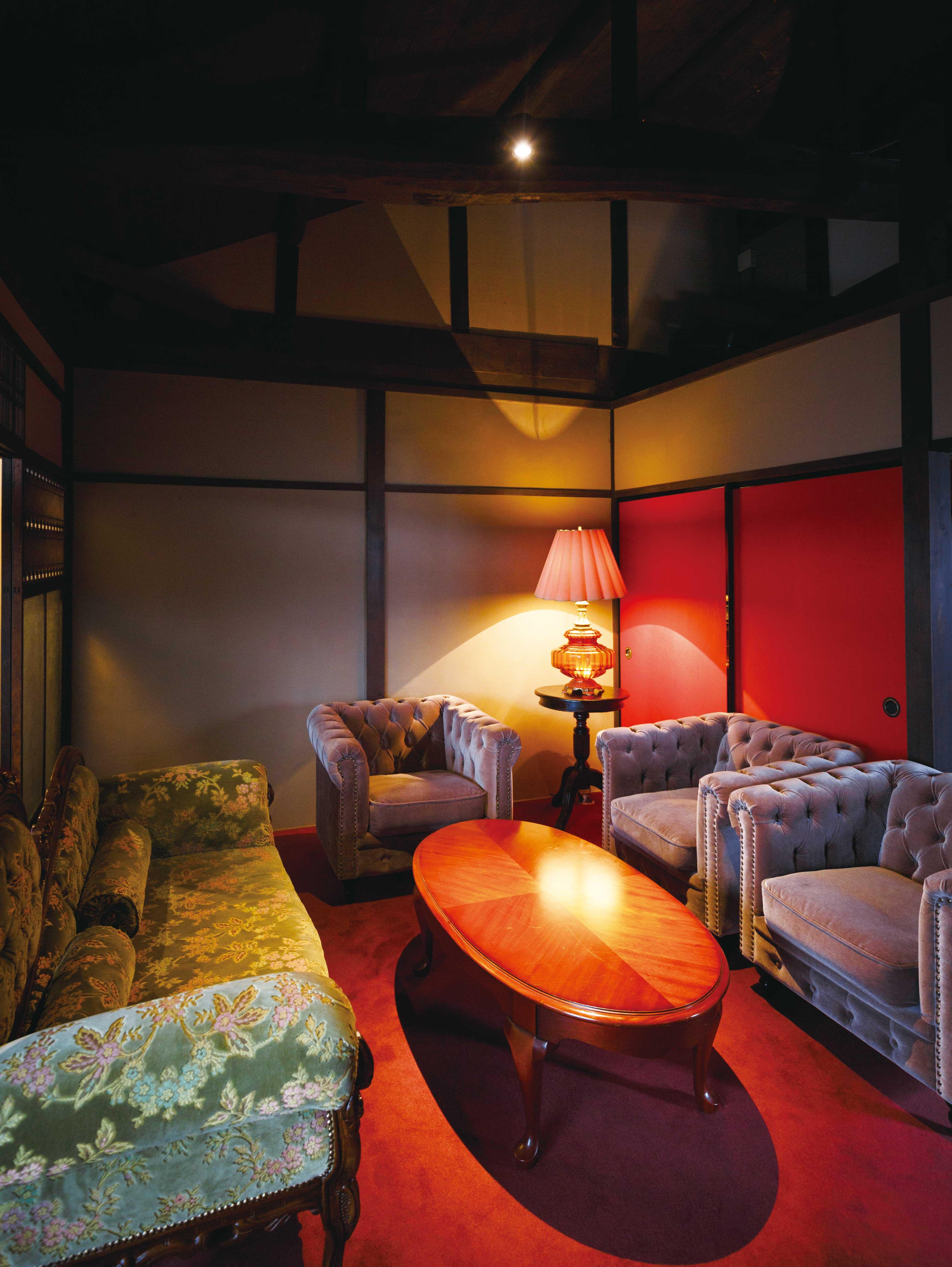 高須賀の2階