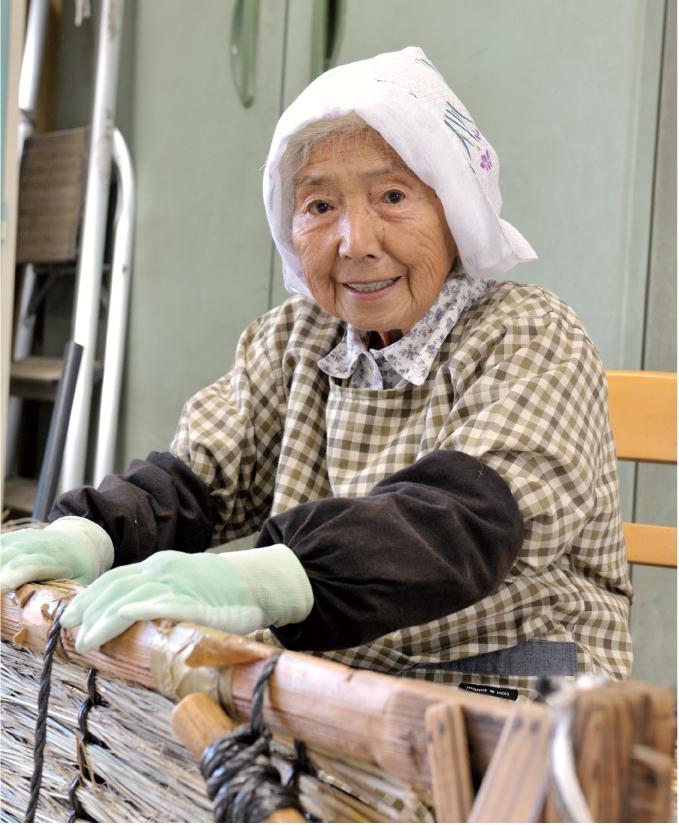 古川美子さん