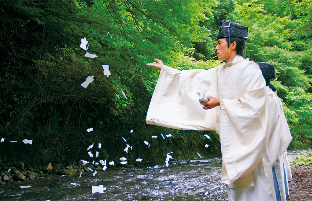 貴船神社・大川路の儀