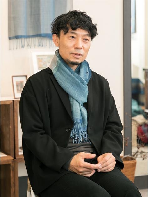 志村昌司 さん