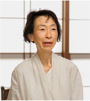 瑠璃菓 石井 佳鶴子さん